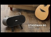 KORG STAGEMAN 80: The Perfect Performance Partner (Spec Video)