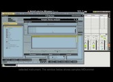 MDrummer tutorials - Part 6 - Automatic sample library analysis and import
