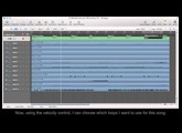 MDrummer tutorials - Part 4 - Creating a drum track in Logic Pro