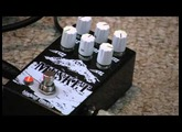 Blackout Effectors Musket Fuzz Pedal Review Demo with worship leader Jared Stepp