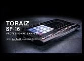 Pioneer DJ TORAIZ SP-16 Official Introduction