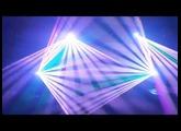 Show lasers BoomToneDj KUB 1500 RGB