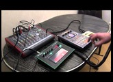 LMFAO cover - roland tb-3 & sp-404sx