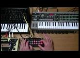 Korg SQ-1 Sequencer MS-20 MicroKorg Jam