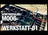 MOOG WERKSTATT- 01 // FIRST TOUCH