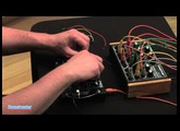 Moog Werkstatt Analog Synthesizer Demo by Sweetwater Sound