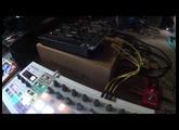 Using Moog Werkstatt-01 with Arturia Beatstep Pro