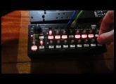 Korg SQ-1 Step Sequencer and Moog Werkstatt-01 Synthesizer