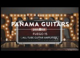 Panama Fuego All-Tube Guitar Amplifier | Reverb Video Demo featuring Rob Scallon