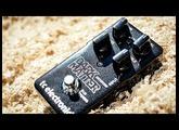 TC Electronic Dark Matter - Distortion Pedal Review