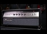 Ampeg V-4B All Tube 100 watt Classic Bass Amp Head