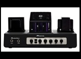 Ampeg PF-50T Portaflex Tube Bass Amp Demo by Sweetwater