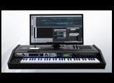 Kami music keyboard production station by Music Computing