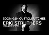 Eric Struthers - Downloadable G5n Patches