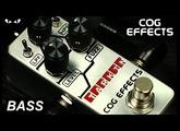 Cog Effects Tarkin Fuzz MKII - BASS Demo