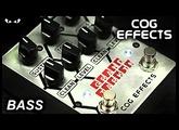 Cog Effects Grand Tarkin MKII Fuzz - BASS Demo
