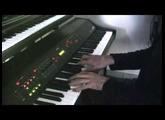 Franck Lhermet improvise sur son Kawai MP8