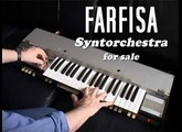 FARFISA Syntorchestra (already sold) String Synthesizer