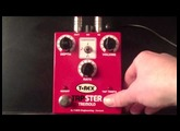T-Rex Tapster Tremelo Pedal Demo - Jon MacLennan