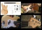 Harley Benton Bass Kit P-Style sound demo