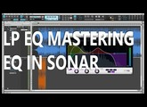 LP EQ   Mastering EQ Overview