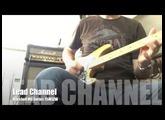 Fender Strat Jimmie Vaughan