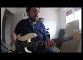 Frankie Valli - Grease OST bass cover