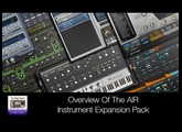 Overview Of The AIR Instrument Expansion Pack
