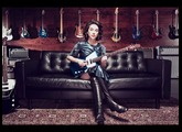 The Making of St.Vincent's Ernie Ball Music Man Signature Guitar