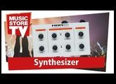 MAM MB33 Analog Retro Bass Synthesizer Test / Sound / Demo