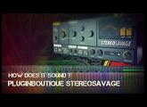 Videos Credland Audio Stereo Savage - Audiofanzine