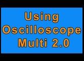 Using Oscilloscope Multi 2.0 Blue Cat Audio