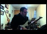 Solo de Guitarra Beat it  Gabriel Hernandez Boss Gt-10