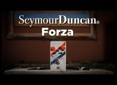 Seymour Duncan Forza Overdrive Pedal Demo (CME Exclusive)
