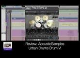Review: AcousticSamples Urban Drums Drum VI