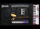GD-6 acoustic guitar : Song Builder