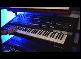 Jean Michel Jarre Laser Harp sound by Elka Synthex
