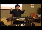 Elka Synthex at Musikmesse 2015 2 of 2