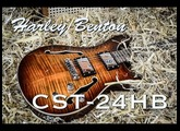 Harley Benton CST-24HB Tortoise Flame - IN DEPTH Review