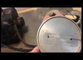 Vintage P.A.F. Pickup Winder unboxing.