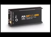 Palmer Germany at prolight + sound 2016 - RECHARGEABLE BATTERY POWER SUPPLY