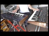 DSI/Oberheim OB-6 Van Halen -Jump (HD)