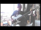 Bass Solo on STR Sierra SC5. Danny Ms Innobassion: Shadow Of Fear.