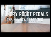 Hungry Robot Pedals - The Hungry Robot | High Gain version (demo)