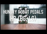Hungry Robot Pedals HR (HG+LG) (demo)