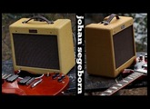 Fender 57 Champ Custom - HUGE SOUND!