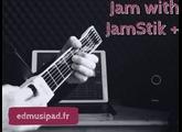 Jam avec JamStik+