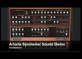 Arturia Synclavier V - Sound Demo