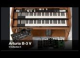 Arturia B-3 V - Sound Demo