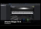 Arturia Stage-73 V - Sound Demo